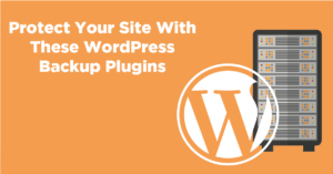 Wordpress Backup Plugins
