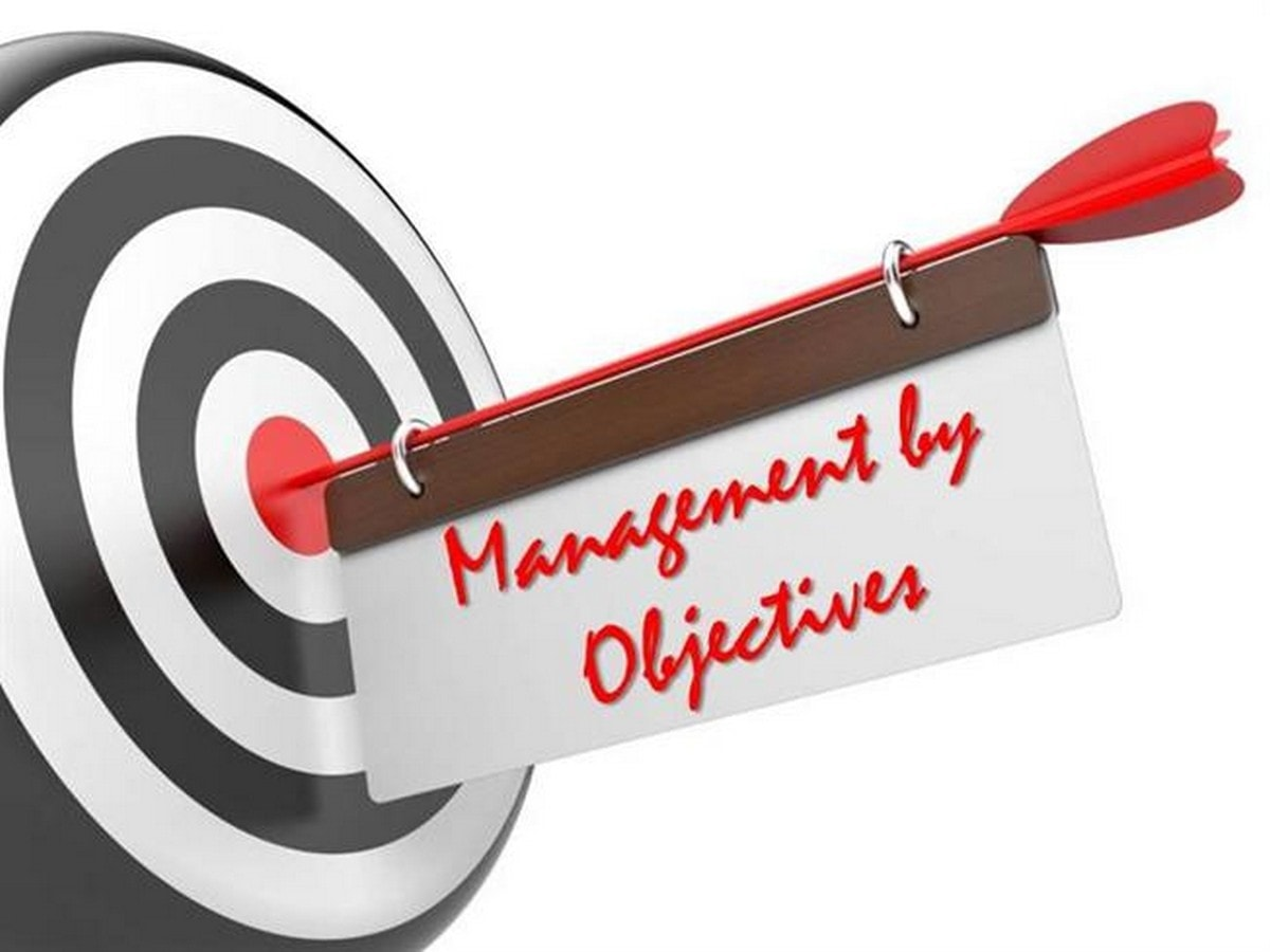 management by objectives - 1