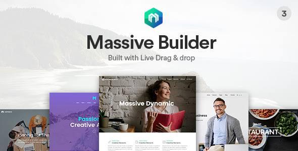 Drag & Drop builder