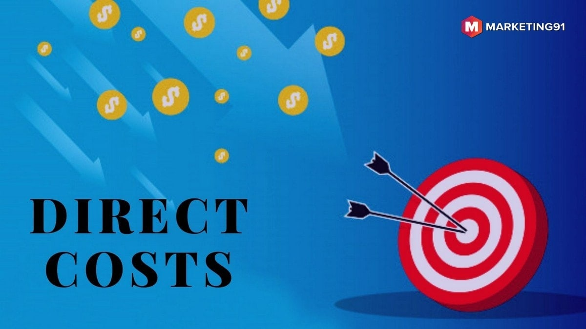 Difference between direct and indirect costs - 2
