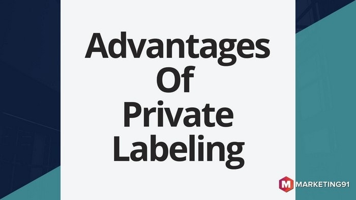Disadvantages of private labeling