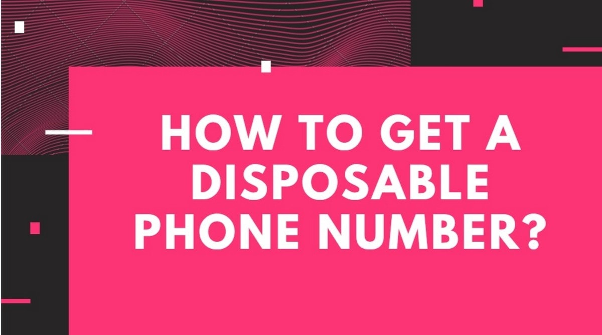 Disposable Number