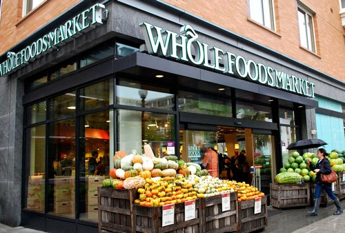 #2 Whole Foods