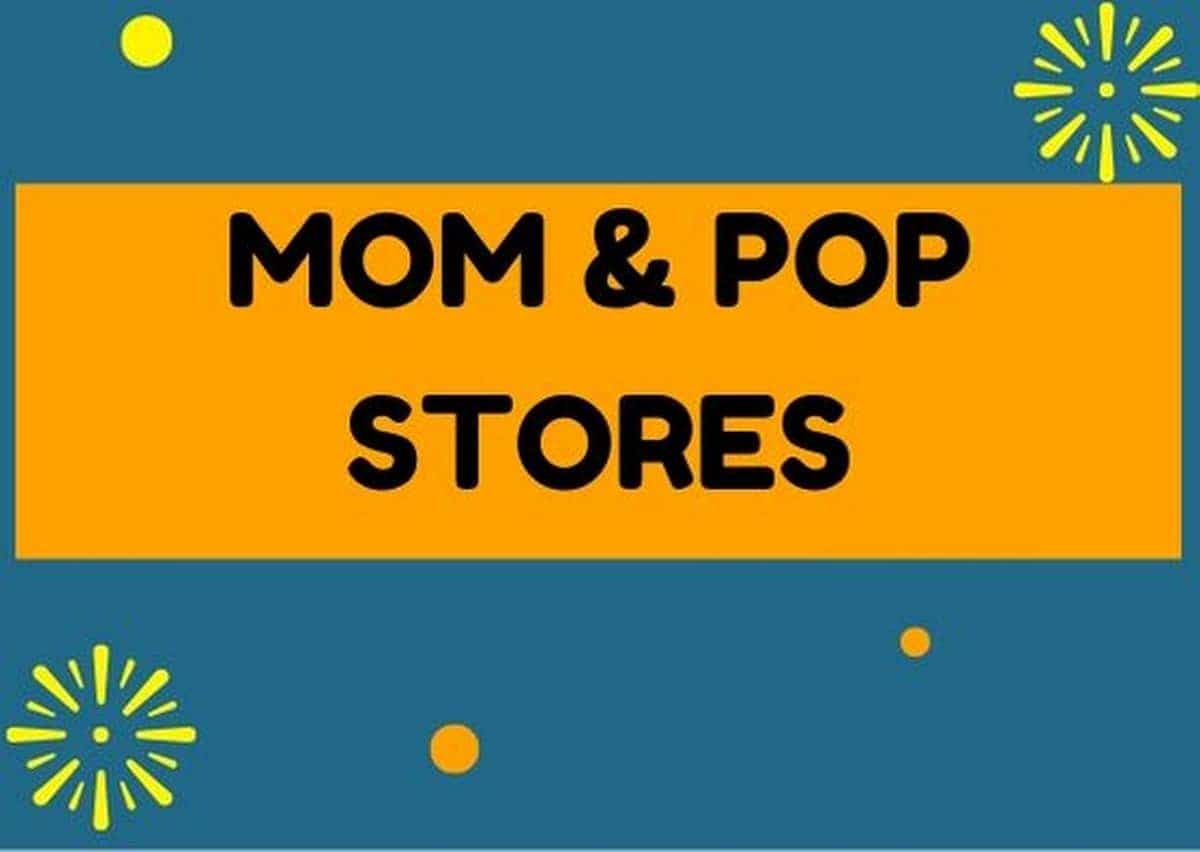 Mom and Pop Stores