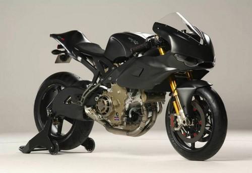 #11 Ducati Testa Stretta NCR Macchia Nera Concept