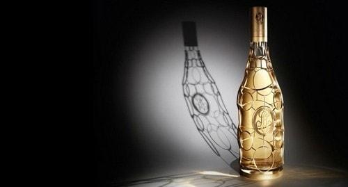 #16 2002 Louis Roederer Cristal Gold Medalion Orfevres Limited Edition Brut Millesime