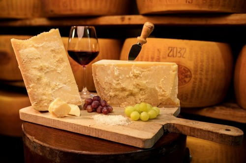 #16 Parmigiano Reggiano
