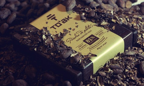 #11 To'ak Chocolate Bar