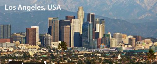 #10 Los Angeles, USA