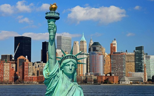 #8 New York, USA