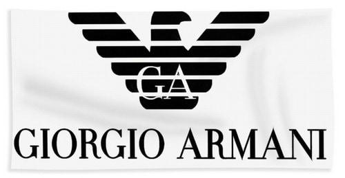 #14 Giorgio Armani
