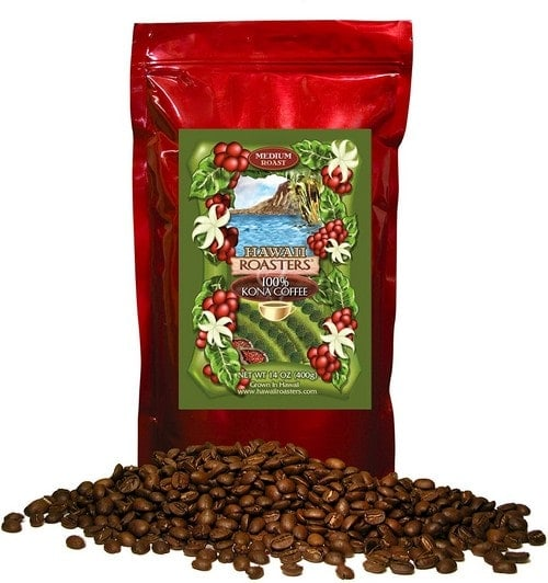 #13 Hawaiian Kona Coffee