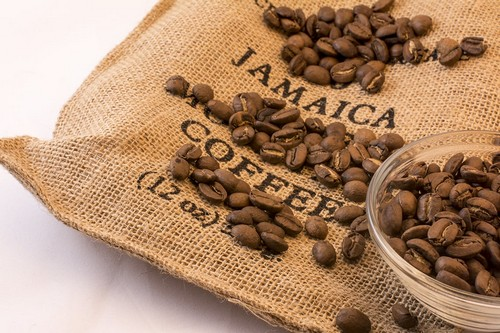 #8 Jamaican Blue Mountain Coffee