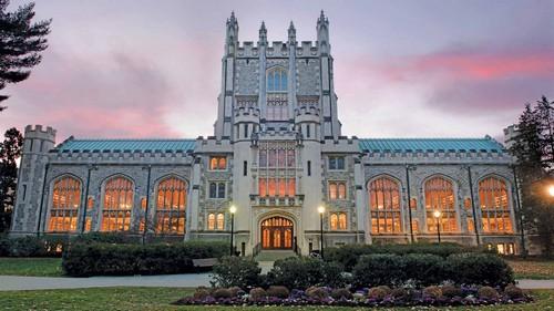 #3 Vassar College