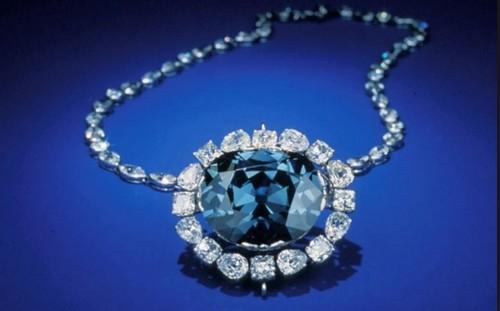#4 The Hope Diamond