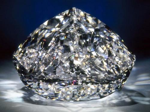 #5 De Beers Centenary Diamond