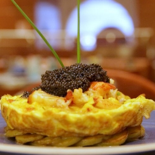 Most Expensive Food in the World - #11 Zillion Dollar Lobster Frittata