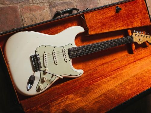 Jimi Hendrix's Fender Stratocaster