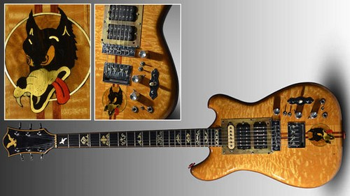 Most Expensive Guitars