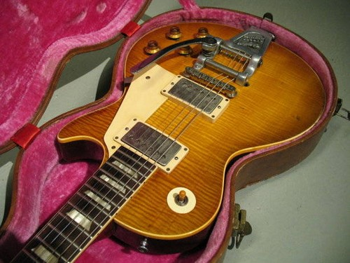 #7 Keith Richard's 1959 Les Paul Standard