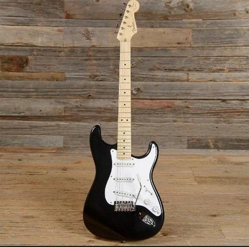"Eric Clapton's ""Blackie"" Stratocaster Hybrid"