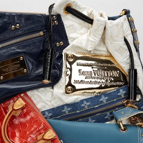 Most Expensive Handbags - Louis Vuitton Tribute Patchwork Bag