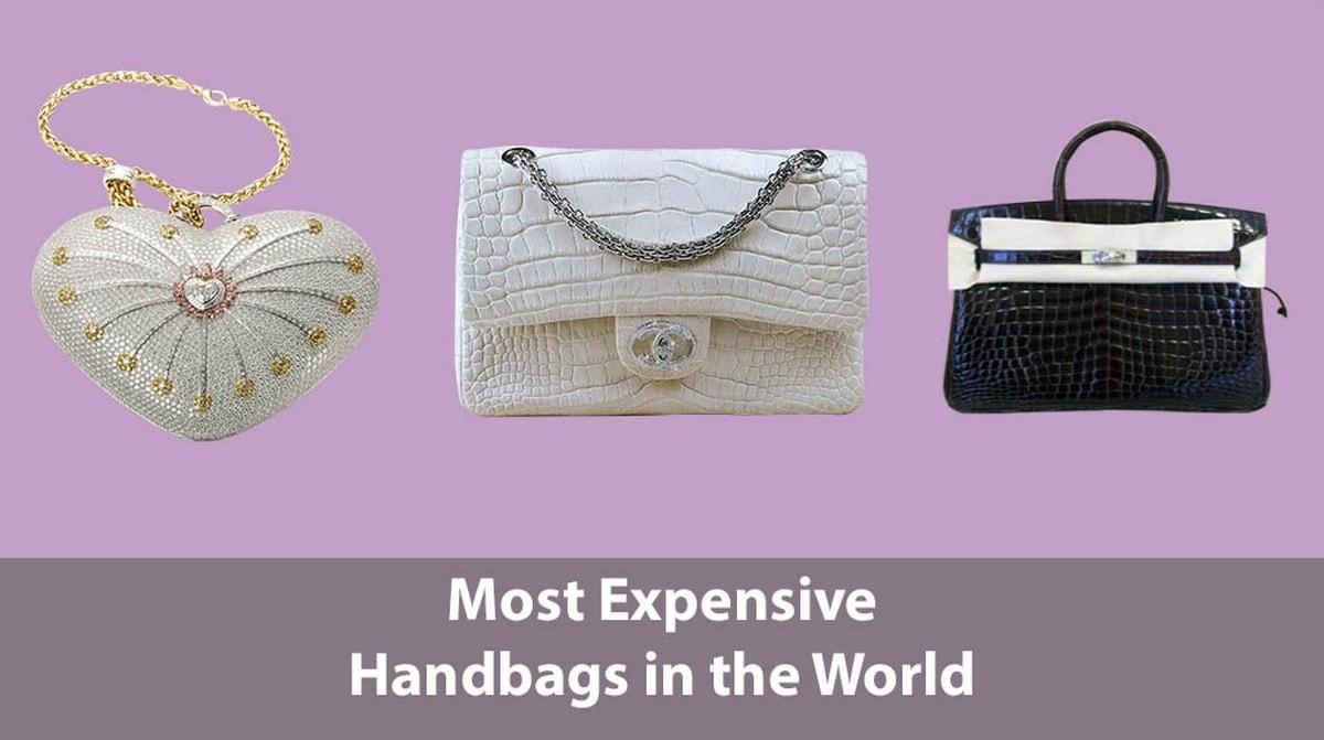 The 15 Most Expensive Handbags In World Marketing91