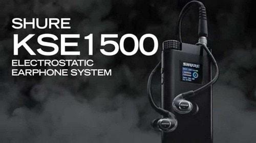 Most Expensive Headphones - Shure KSE1500