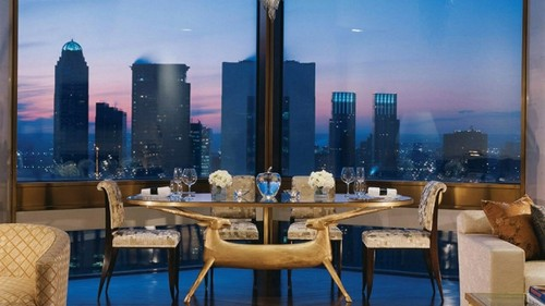 Ty Warner Penthouse, Four Seasons Hotel