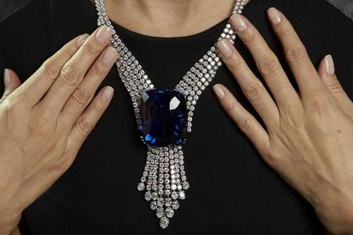 أغلى المجوهرات - Blue Belle of Asia
