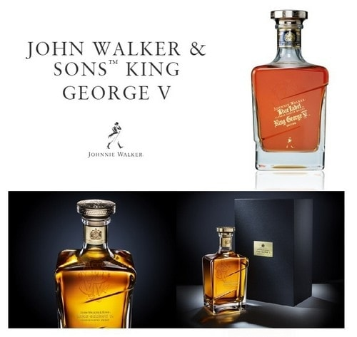 Most Expensive Johnnie Walker