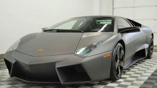 #9. Lamborghini Reventon