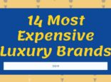 Most Expensive Luxury Brands
