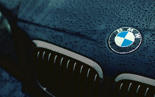 BMW luxury brand