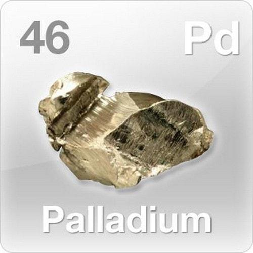 #4. Palladium