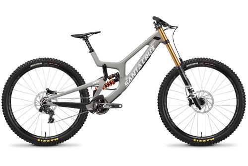 #14. Santa Cruz V10 Carbon