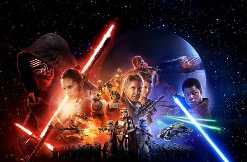 #12. Star Wars: The Force Awakens