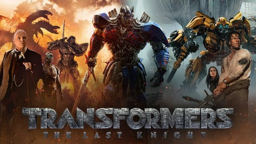#16. Transformers: The Last Knight