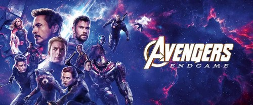 #3. Avengers: End Game