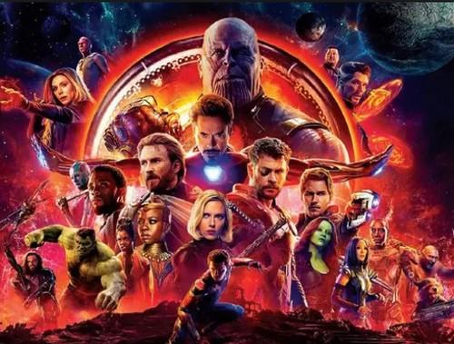 #4. Avengers: Infinity War