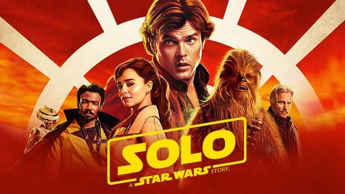 #7. Solo: A Star Wars Story