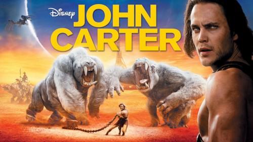 #8. John Carter