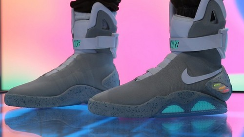#13. Air Mag Back to the Future BTTF 2016