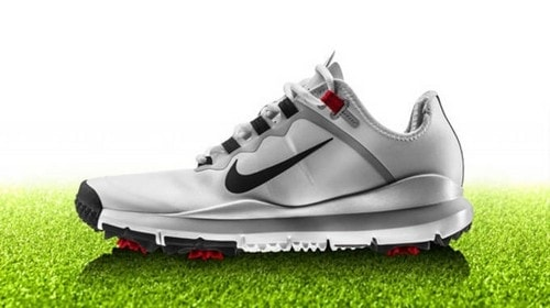 #8. Tiger Woods Nike Shoes