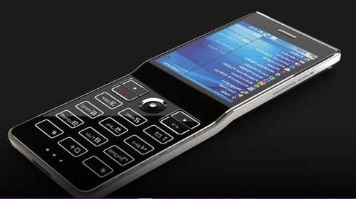 #13. VIPN Black Diamond Smartphone
