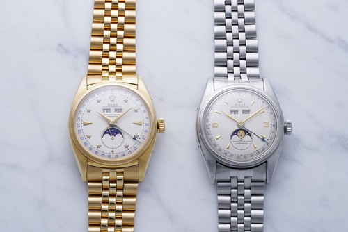 #11. Rolex Reference 6062 Gold