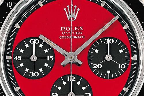 #17. Paul Newman Ferrari Red Daytona
