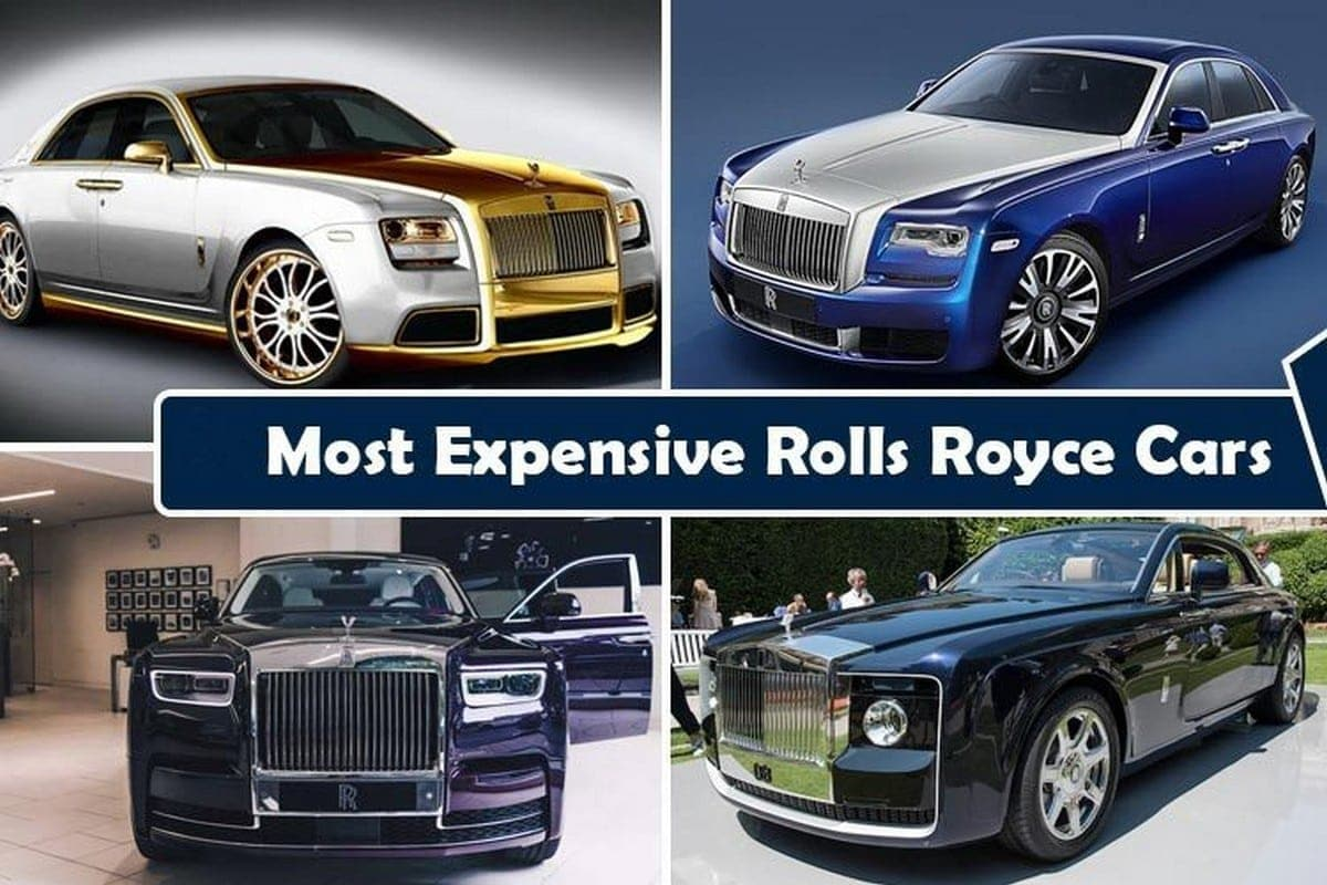 Most Expensive Rolls Royce