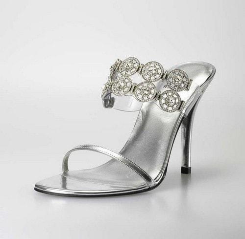 #11. Stuart Weitzman Diamond Dream Stilettos