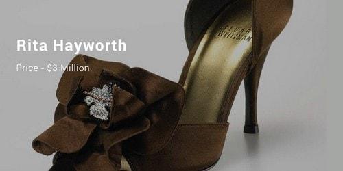 #4. Stuart Weitzman Rita Hayworth Heels